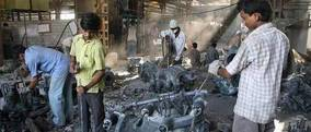 IN - Foundry sector seeks govt help to double exports