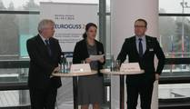 Press Conference with G. Röders and Dr. T. Würz