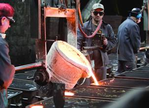 WEBINAR: Best practice for the control of the melting process in foundries