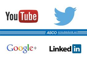 ASCO CARBON DIOXIDE LTD on social media channels