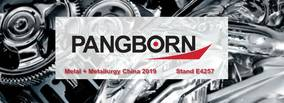 Visit Pangborn at Metal + Metallurgy 2019