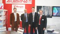 ZPF Therm GmbH, Germany / a.Cesana S.p.A., Italy / ItN Nanovation AG, Germany / FMA Feinmechanik AG, Liechtenstein