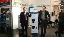 Regloplas AG, Switzerland Christian Ebneter / Product Manager (left) and Dipl.-Ing. Thomas Maier / Technical Sales (right)