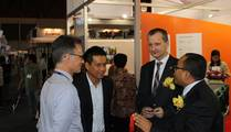 DISA-Wheelabrator with Mr. Boy from Bakrie Group, Contact signing ceremony