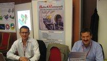 Belloi & Romagnoli presenting their cooling drum