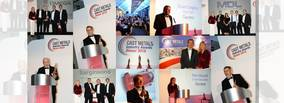 Cast Metals Industry Awards Dinner Celebrates the Best of British Casting