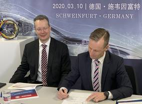 The Starting Signal Has Been Sounded for ZF and Wolong Electric's Joint Venture