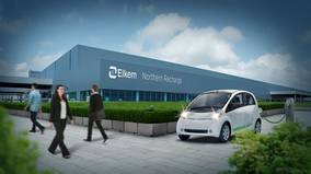 Elkem selects site for potential large-scale battery materials plant in Norway