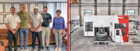 voxeljet expands its presence in Asia, delivers largest industrial 3D printing system to Indian steel foundry
