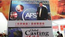 Publisher/Editor of Modern Casting, Editor, Mr. Alfred Spada