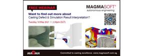 MAGMASOFT® Webinar: How to analyse and solve casting defects in MAGMASOFT® HPDC