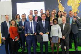 Formnext 2019: 3D-printed Security Key wins First Prize in Purmundus Challenge