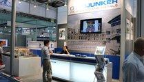 Otto Junker at Aluminium China