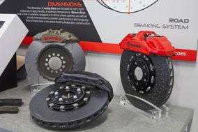 Brembo's Innovations Featured in Driven to Win exhibit at Henry Ford Museum of American Innovation