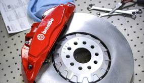 Brembo's continued Refining of Disc Brake Technology