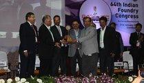 Best Foundry Award, Mahindra & Mahindra Ltd. Kandivali Foundry Mumbai