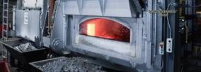 Through thick and thin – the melting furnace for structural components