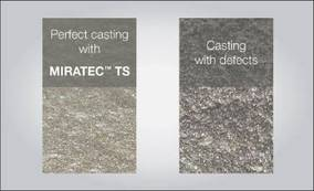 Residue-free castings with MIRATEC TS from ASK Chemicals