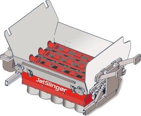 New JetSlinger developed by Bill Hunter