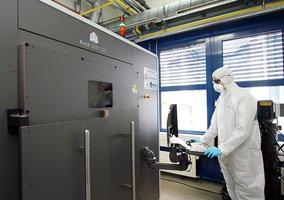 3D-Metall-Drucker kommt bei Nutzfahrzeugtechnik an der TU Kaiserslautern zum Einsatz