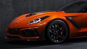GM's New Corvette ZR1 Features Brembo Brakes