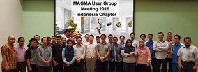 MAGMA User Group Meetings 2016 – ASEAN Chapters