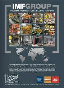 IMF S.r.l at the Metal China in Beijing