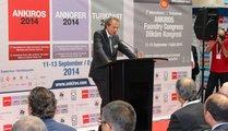Ibrahim Anil, Executıve Dırector and General Manager of Hannover Messe Ankiros Fuarcılık A.Ş