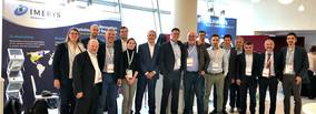 Imerys at the 73rd World Foundry Congress 2018