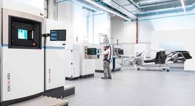 EOS and Audi expand range of applications for tool segment production using metal AM