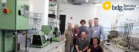 Simpson Technologies Equips the BDG-Service GmbH Main Laboratory with Simpson Analytics
