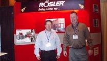R�SLER METAL FINISHING USA