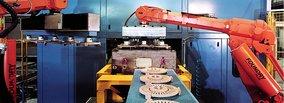 Core Centre by Mingzhi Technology Leipzig for EKU Fren ve Dokum San AS Turkey