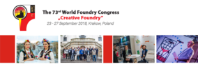 Successful 73rd World Foundry Congress in Krakow, Poland