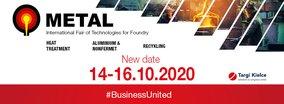 METAL 2020 - Postponed