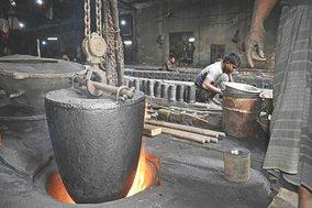 Bogura's foundries flourish against odds - Industries seek plots, technological support