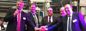 GER - Casting Technology Inauguration in Kassel`s University