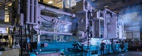 Bühler: Expansion of Carat portfolio up to 84,000 kN locking force