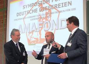 Amafond Symposium for German Foundries, October 10th, 2013 in Duisburg Germany