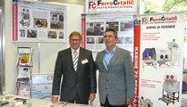 Ferro Crtalic, Slovenia Bojan Crtalic (left)