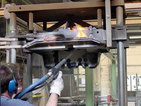 ASCOJET blast off for foundries in North America