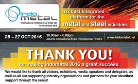A big THANK YOU from all of us at indometal 2016!