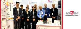 MAGMA/M5 Engineering Thailand at Metal+Metallurgy (Thailand) 2019 Exhibition