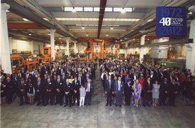 LUINO - 40 YEARS ANNIVERSARY FOR IMF GROUP