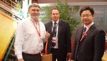 Thomas Platzer (striko), Holger Schwarz (ZPF), Bill Wu (CFA)