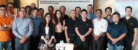 MAGMA Engineering Asia Pacific's User Group Meeting 2015 – SG/MY/PH/VN Chapter