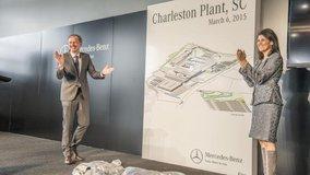 USA - Mercedes investing $500 million for new Sprinter plant in SC