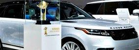 WORLD CAR OF THE YEAR - BRITISH DESIGN WINS AGAIN