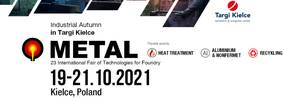 Welcome to the METAL expo - an excellent holiday for the foundry business.  19 to 21 October!