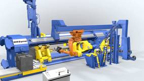 buntmetall amstetten orders extrusion press for NF metals and billet heater